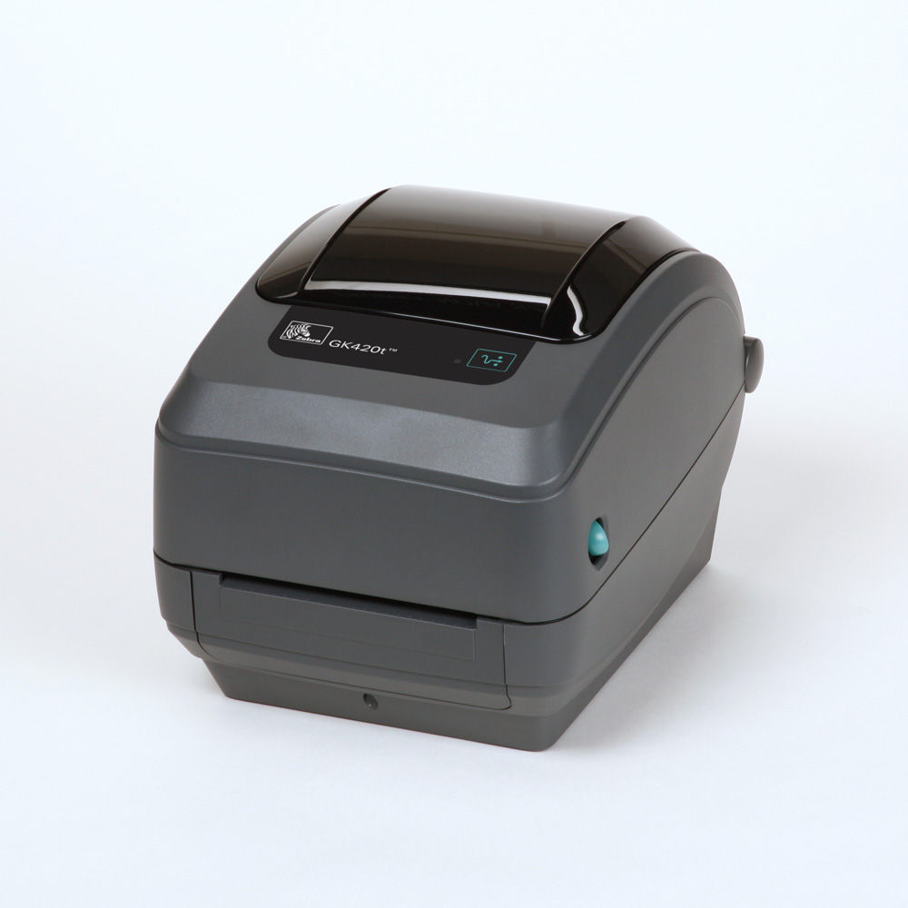 Zebra Printer GK420t - 203 dpi - myZebra